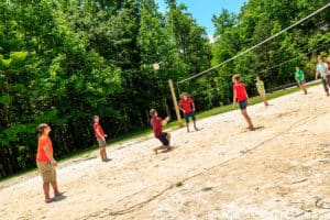 Ridgecrest Recreation volleyball